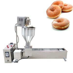 2500W Ball Shape MINI Donut Machine Electric Donut Fry Machine Full Automatic Doughnut Maker Commercial 304 Stainless Steel