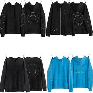 arm cross flower designer men hoodies Chromehearts heart Hooded Sweater ch Casual Pullover Embossed Pattern Mens Coat Sweatshirts zip hoodie