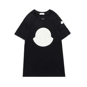 Männer T-Shirt Brief drucken Neue Kurzarm Trendy Sommer Top Ins T-Shirts Mode Casual T-shirts Frauen Kleidung Cool aktiv Sport Run Hot 2021
