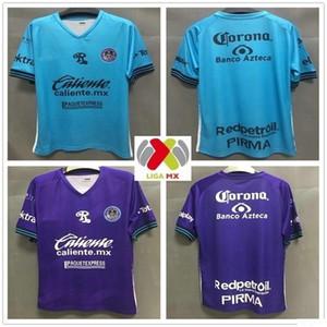 20 21 Mazatlán FC Futbol Formaları 2020 Meksika Liga Mx Mazatlan Eve Uzakta W.Tesillo Ángel M. Campbell Özel Futbol Gömlek Futbol Üniforması