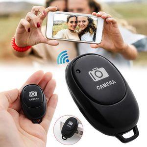 Kamera Sopa Deklanşörü Bluetooth Uzaktan Kumanda Düğmesi Kablosuz Denetleyici Otomatik Zamanlayıcı Yayın Telefon Selfie IOS / Android için