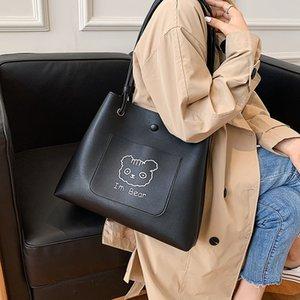 Handbag Bag women's high-capacity child mother bag foreign style printed hand-held Single Shoulder Messenger Korean leisure trendy