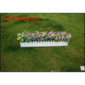 White Garden Fencing Lawn Edging Lawn And Garden Fence Trellis Wiht Gate Lawn Border Garden Cons qylFcM new_dhbest