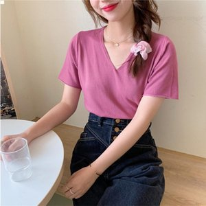 new T-Shirt Fashion crop top Sexy designers T shirt Summer T shirts women Casual clothes High Quality tshirt femme Tees tee shirts FW580