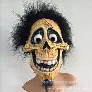 Headgear Old Man Horror Halloween Cosplay Unisex Medium Size Latex mask MJ103