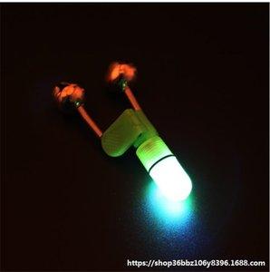 Gece Olta İpucu Kırmızı Işık İkiz Çan Yüzük Balık Bite Yem Alarm Ürün Kodu: FOCALVALUE5841 Toptan 85 x2