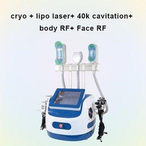 Новое поступление Coolsculpting Fat Fast Freezing Machine / вакуумная кавитация для похудения Криолиполиза / липо-лазерное жирное оборудование