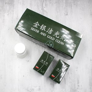 polishing agent 40ml jewelry cleaning and maintenance cloth silver washing water
