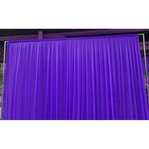 * Backdrop Swag Party Curtain Festival Celebration Wedding Stage Performance Background Drape Drape Wa jlluCs sport77777