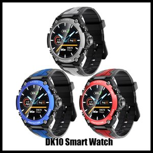 DK10 smart watch Bluetooth Music Smart Altitude Diving Watch IP68 Waterproof Heart Rate Fitness Sports Watch Weather Three proofing compass