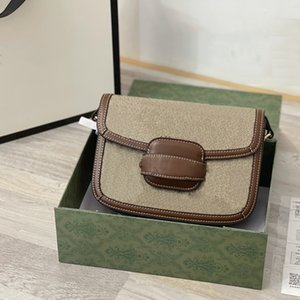 Fashion brand saddle Crossbody bag Genuine leather luxury bags Evening party Business the first choice Different styles size With original box exquisite packaging