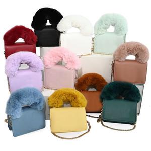 Fshion PU Mini Cute Chain Girl Cross ShoulderBag in Hand Purses NY hat and purse set