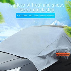Car Sunshade Auto Front Windshield Cover Snow Window Sun Protector Accessorie Shade Automobile G3K0