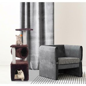 """Black Friday 36"""" Cat Tree Bed Furniture Scratch Cat Tower Pos jllekD outbag2007"""