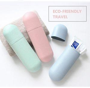 Bathroom Storage & Organization 1 Pcs Portable Cosmetic Case Organizer For Toothbrush Electric Holder Travel Organiser