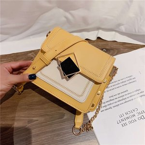 HBP fashion women's 2021 new Korean summer Small fresh popular limited foreign style messenger bag