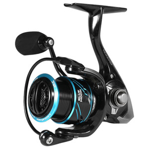DMK Spinning Reel 10 + 1BB Spinning Pêche Reel 1000-5000 SERIES ENSEILLE DE SALL EAU DE MÉTAIL DE PÊCHE DE PÊCHE METAIL STAILLE TACKLE