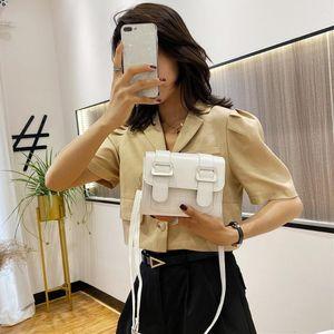 المرأة بو الجلود حزام مشبك السفر الصغيرة رسول الحقيبة الأزياء حقيبة الكتف الأزياء حقيبة تسوق رائعة