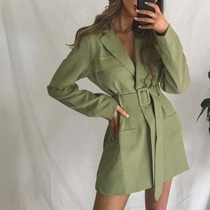 Women's Trench Coats Good Fabric Quality Global 2021 Design Style Casual Women Clothing Sweatwear Sweet Cute Soft Cool HEIG290