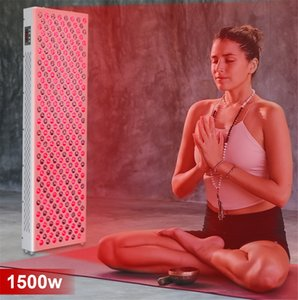 300w 600w 1000w 1500w led therapy panel PDT Therapy Beauty Device 660nm 850nm Near infrared lamp therapy Red