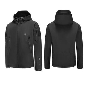 Outdoor Jackets&Hoodies Electric Heating Coat USB Intelligent Top Thermals Clothing Winter Ski Suit Jackets