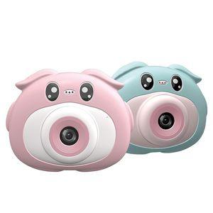 Digital Cameras Children Mini Camera 2.0 Inch Cartoon Toys For Birthday Gift 1080P HD Po Video Kids