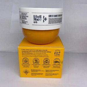 STOCK Sol de Janeiro Brazilian Bum-Bum Cream 8OZ Skin Moisturized & Smoothed Primer Fast Absorbing Body Massage Creamy Lotion Crema Balm