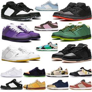 Tıknaz Dunky Koşu SB Ayakkabıları Sneakers Minnettar Ayılar Mavi Fury Travis Scotts Sihirci Sean Cliver Dondurulmuş Erik Erkekler Bayan Spor Trailer #