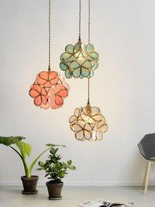 Avrupa Nordic LED Kristal Nordic Lamba Asılı Lamba Kolye Işıkları Işık LED Duvar Ay Ev Aydınlatma Yemek Room