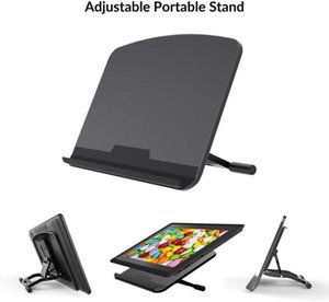 HUIYOU Adjustable Tablet Stand Foldable Desktop Mount For 4.7-16 inches smartphone Graphics Notebook