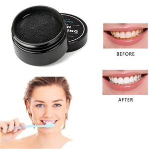 DHL Teeth whitening,Food grade teeth Powder, toothpaste Bamboo dentifrice Oral Care Hygiene Cleaning ,natural activated organic charcoal to