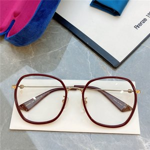 Gg0591, a New Large Frame of g Family, Is Recommended Korean Flat Lens. It Can Be Used for Myopia