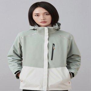 Men Waterproof Breathable Softshell Jacket Men Outdoors Sports Coats women Ski Hiking Windproof Winter Outwear Soft Shell men hiking jacket A10