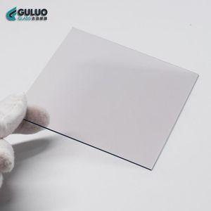 Lab Transparent Conductive Glass Fluorine Doped Tin Oxide (FTO) Coated Glass100*100*1.1mm 15ohm sq 12Pcs Customized