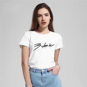 Justin Bieber Drew House T Shirt Smile Drew Hip Hop Tee Fashion Mens Tshirt Manga corta O-cuello de algodón