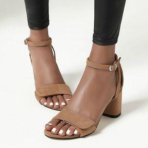 Fashion Block Heels Sandals Womens Shoes Classic Black Beige Women's Sandals Summer Shoes Elegant Peep Toe Brand Sandals 210226