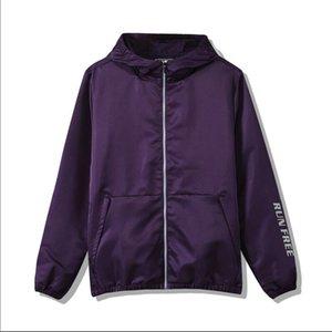 Top Quality 2021 2022 Men casual sports windbreaker jacket 21 22 Sports Football Hooded Sweatshirt Windbreaker Hood Training custom s-xxl0045