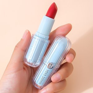 Pure Fresh Small Diamond Moist Waterproof And Sweat Not Easy Fade Color Lipstick Dropshipping ECHOS