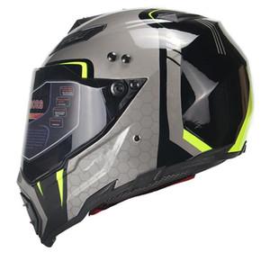 Full Face Helmet Motocross Capacete De Capacete Cascos Para Casque Moto Motorcycle Accessories Atv Motorcycle