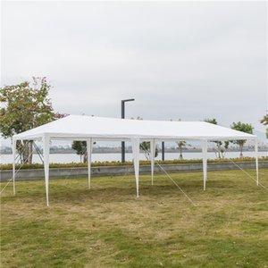 EU estoque 3 x 9m oito lados duas portas impermeáveis tenda tenda com tubos espirais entrega rápida