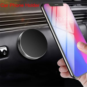 360° Magnetic Cars Phone Holder Universal Car GPS Apply to Wall Desk Stand Dashboard multi function steering