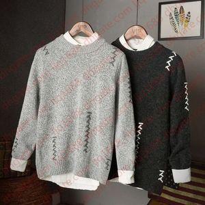 Mens Sweater Knitwear Pullovers Men Streetwear Cardigan Masculino Casual Knitted Sweater Male Clothing Size M-XXL