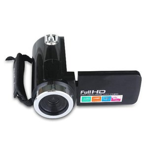 Digital Cameras Professional HD Camcorder Video Camera 3.0 Inch LCD Touch Screen Night Vision 18x Zoom 1080P Microphone