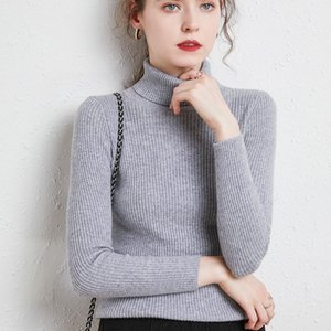 Turtleneck Womens Cshmere Sweter Swéters d'hiver pour femmes 2021 WRM Winter Women Thinting Thinting Pullovers Sweter Femle