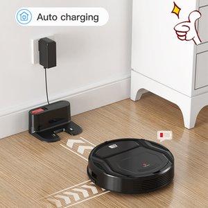 Best Wholesale Price M201 Lefant Robot Vacuum Cleaner Auto Robotic WiFi App Alexa Self-Charging Super Quiet Mini Cleaning Robot