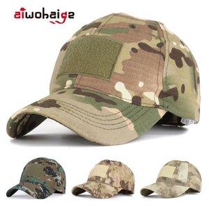 Шарики шарики высокого качества камуфляж бейсболка кепка мужчины патча армия тактическая шляпа мужская схватка регулируемая камуфляж шляпы кости горизо