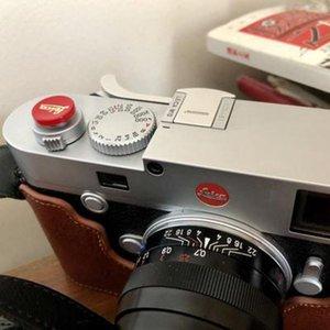 ACCESSOIRES D'ÉCLAIRAGE ACCESSOIRES PURE COPPER CAVOIR CLIQUE CAMÉRA CLASE DOUBLE SOUFFATE Bouton de dégagement pour Leica M6 M3 MP M8 M9 X1 X2 M10 M240 avec RU