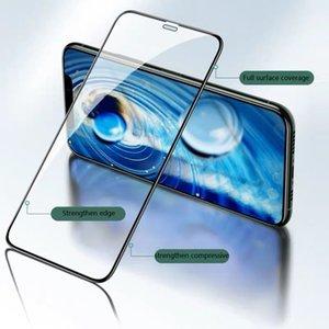 2021 New PLSEN CELL HONE HONE CREEN Protectores Teléfono móvil Película endurecida HD Pantalla completa Película helada para la serie IPHONE Y MÁS MODELOS