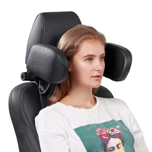 Seat Cushions Car Headrest Nap Support,Fitted Pillow Car, Functional Travel Accessories For Adults,Car Head Rest Child,Safe