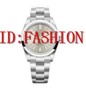 41 мм Сапфир Кристалл Мода Розовый Мужской Дизайнер Женщины Леди Мастер Человек Автоматическое механическое движение Часы Алмазные наручные часы 2021 Часы